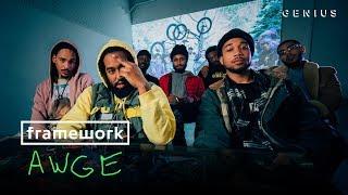 "The Making Of A$AP Ferg's ""Plain Jane"" Video With AWGE | Framework"