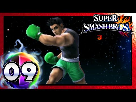 Super Smash Bros. for 3DS - Classic Mode: Little Mac