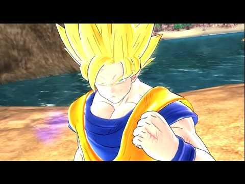 Dragon Ball Z Raging Blast 2 | Goku Vs. Broly video