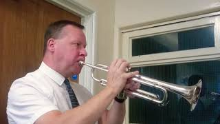 What a Wonderful World (Louis Armstrong) - Trumpet cover