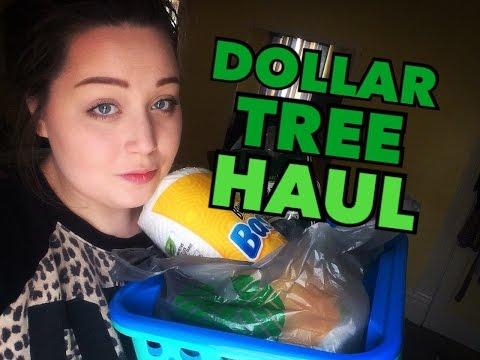Dollar Tree Haul + Giveaway😊 | April 2016