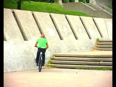 Federal BMX Max Vincent Edit Video