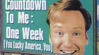 Late Night with Conan O'Brien  9/15/93