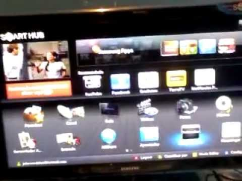 samsung tv 32 led smart tv D5500 como conectar a internet