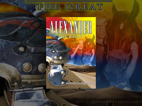 Alexander The Great: Footsteps In The Sand video