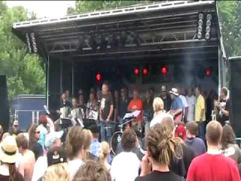 Shanty-Chor Nordenham - Mary Ann at Fonsstockfestival 2009