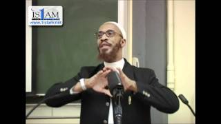 Khalid Yasin Lecture – Islam & the Modern World (Part 1 of 2)
