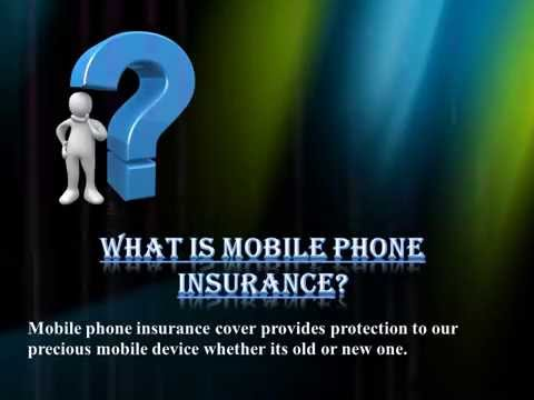Mobile Phone Insurance Cover