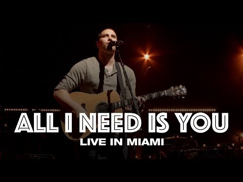 United Live - All I Need Is You