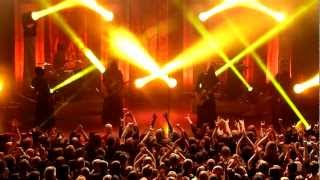 GHOST Year Zero & Ritual (live at Tyrol, Stockholm March 28, 2013)