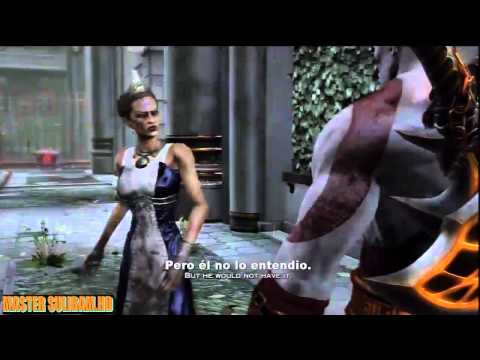 Dios de la guerra - God of war 3 Movie HD (Sub español) Part 26
