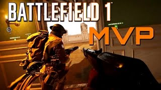 Battlefield 1: Amiens MVP - 42 Kills - Conquest 64 Player Gameplay