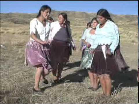 LOS TRUENOS DE  POTOSÍ BOLIVIA
