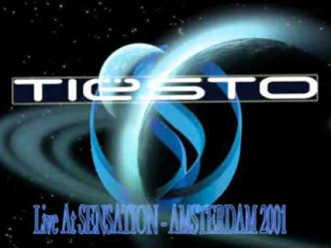 TIESTO - LIVE At SENSATION AMSTERDAM 2001 (HQ) Music Videos