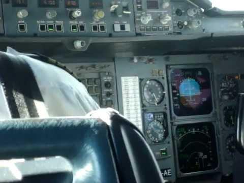 Мои полёты на А-310 ( Заход по