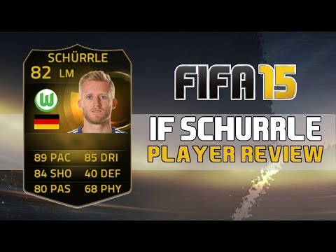 IF SCHURRLE Player Review + Goals - Fifa 15 Ultimate Team