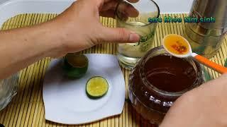 Chanh - Cách pha nước chanh ấm với mật ong đúng chuẩn, cần sử dụng đúng cách