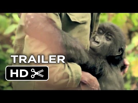 Virunga Official Trailer 1 (2014) - Netflix Documentary HD