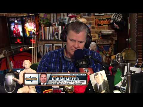 Urban Meyer on the Dan Patrick Show (Full Interview) 1/8/15