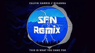 Calvin Harris // Rihanna - This Is What You Came For