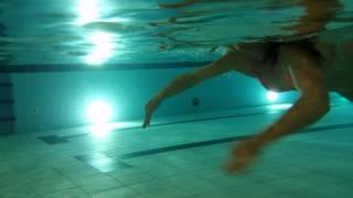 Samsung Galaxy S5 4K Video Test Underwater
