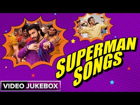 Superman Songs | Audio Jukebox