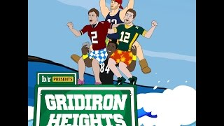Gridiron Heights, Ep. 19: Eliminated Players Visit the Offseason Lounge