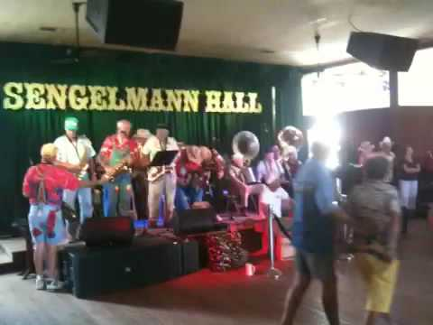 Shiner Hobos at Sengelmann Hall Schulenburg TX