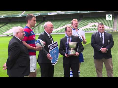 Irish Rugby TV: Andy Wood - Ulster Bank League Final Preview