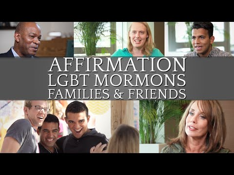 Meet the Mormons at Affirmation: LGBT Family & Friends