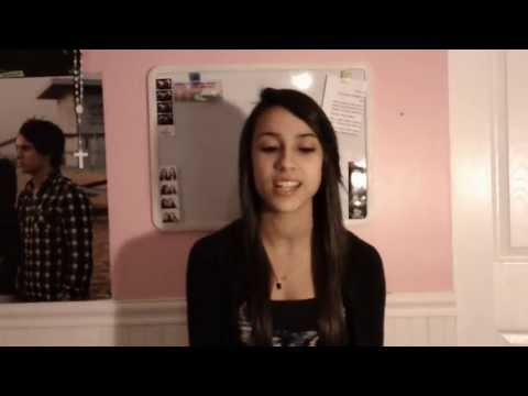 Alena - In The End - Black Veil Brides (cover) video