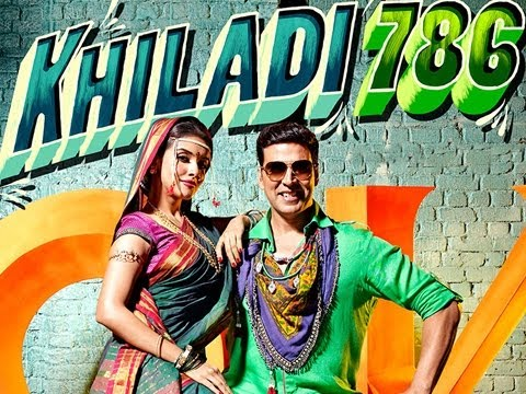 Khiladi 786 - Official Theatrical Trailer ft. Akshay Kumar Asin...