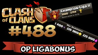 EASY FARMEN MIT BONUS ★ CLASH OF CLANS #488 ★ Let's Play COC ★ German Deutsch HD ★