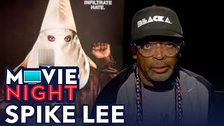 Movie Night: With Spike Lee, Director of BlackKklansman
