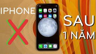 Trải lòng về iPhone X sau một năm sử dụng