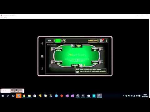 Играть в покер старс на виндовс фон