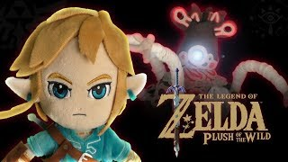 The Legend Of Zelda Plush Of The Wild