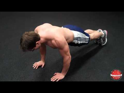 How To: Push-Up