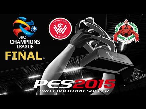 Western Sydney Wanderers - Al Rayyan | AFC Champions League FINAL | PES 2015 [60 FPS]