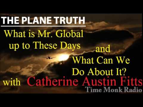 Catherine Austin Fitts ~  What is Mr. Global up to These Days ...  --   The Plane Truth ~ PTS3134