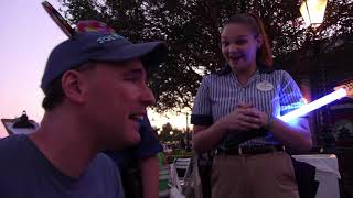 EPCOT'S FROZEN DESSERT PARTY DREAM COME TRUE!!!!