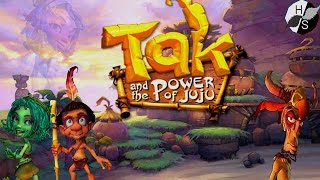 Let's Play ► Tak and the Power of Juju : Episode 1
