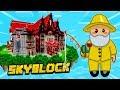 THE FISHING REALM! - Minecraft SKYBLOCK #3 (Season 2)