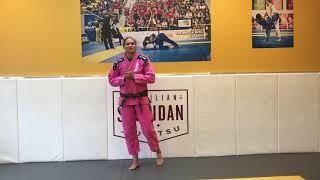 Pink Gi Elite Sports