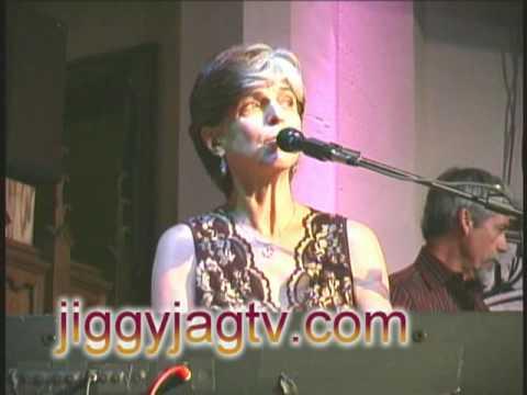 Marcia Ball Performing at Blues Masters Salina Kansas pt1