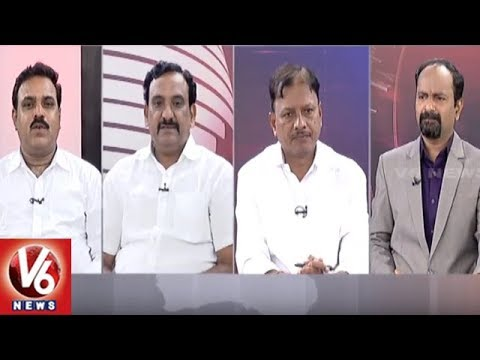 Special Debate On Uttam Kumar Reddy Comments On Election Results | Good Morning Telangana | V6 News
