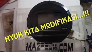Tutorial Modifikasi Speedometer NMax 2018
