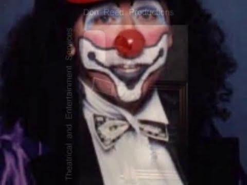 Auguste Clown Makeup
