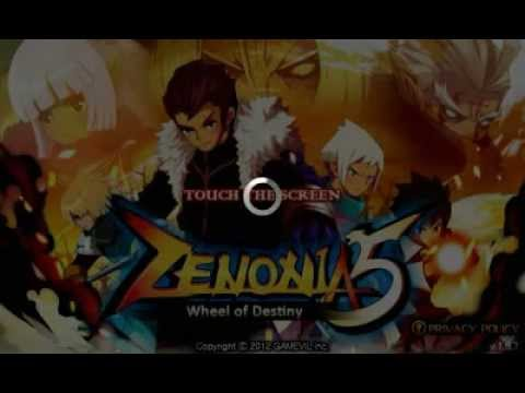 Zenonia 5 Android Zen and Gold hack