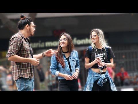 Meu segredo para conhecer mulheres |Comentando interações Vídeos de zueiras e brincadeiras: zuera, video clips, brincadeiras, pegadinhas, lançamentos, vídeos, sustos